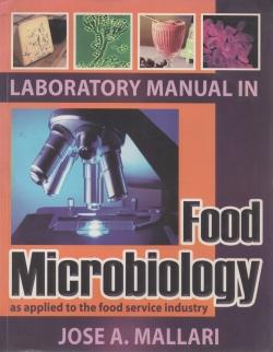 food microbiology lab manual pdf