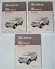 lexus gx470 repair manual download