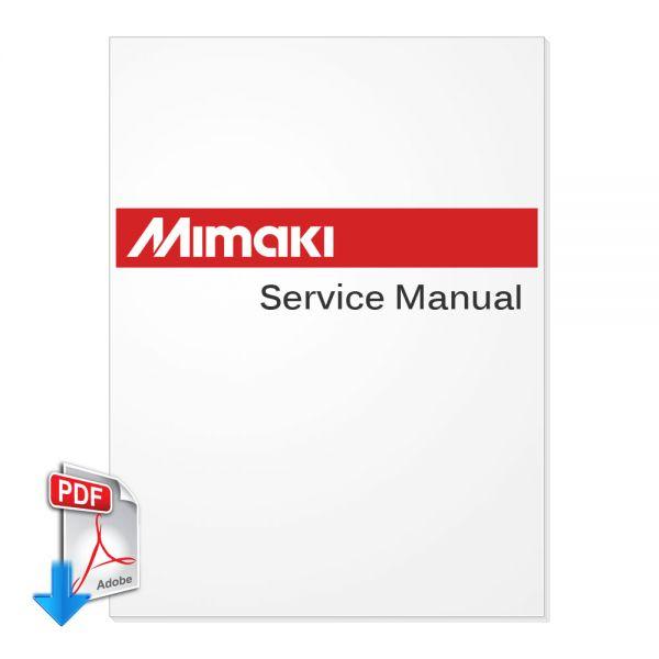 mimaki jv33 service manual free download
