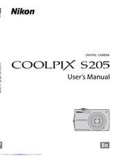nikon coolpix s3000 manual pdf