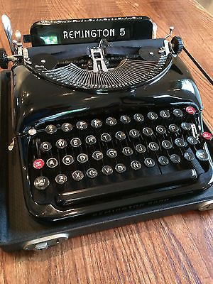 remington rand model 5 manual