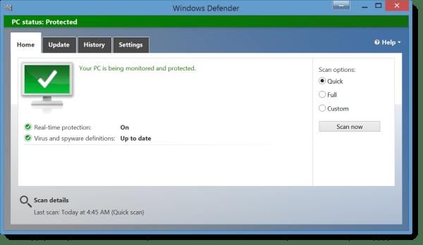 download manual update microsoft security essentials