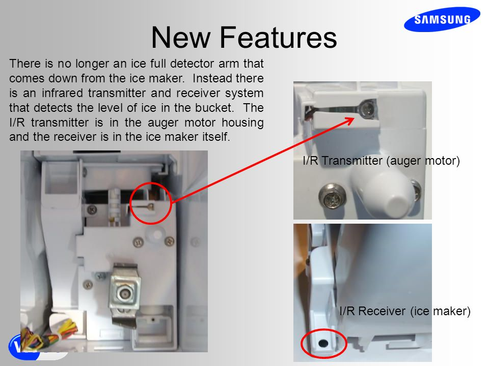 how to manual defrost samsung ice maker
