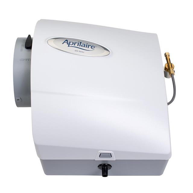 aprilaire humidifier model 600 owners manual