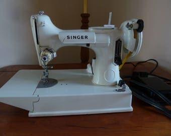 singer featherweight model 100 manual pdf