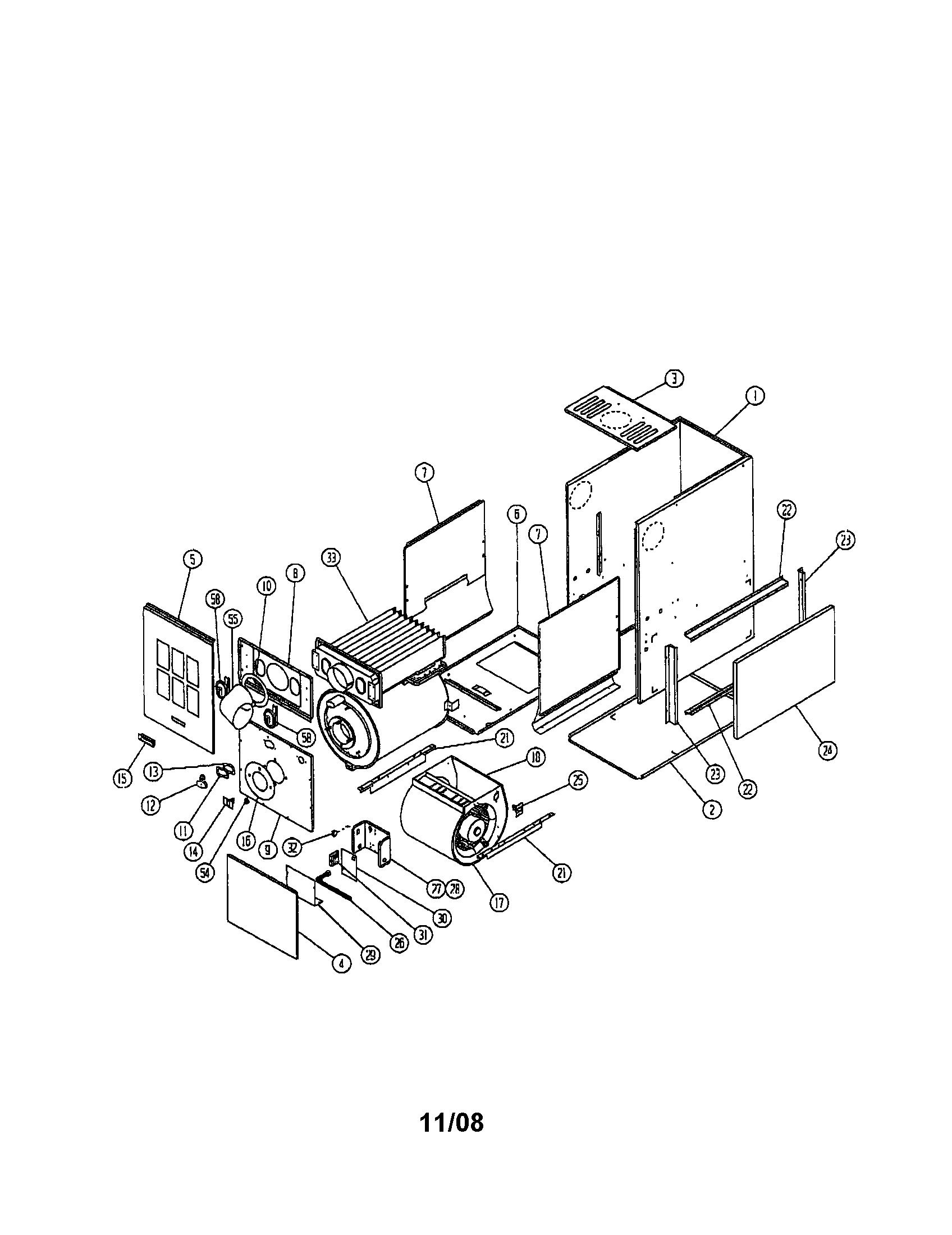 ducane furnace model mpga100b4a manual