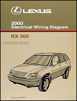 1999 lexus rx300 manual pdf