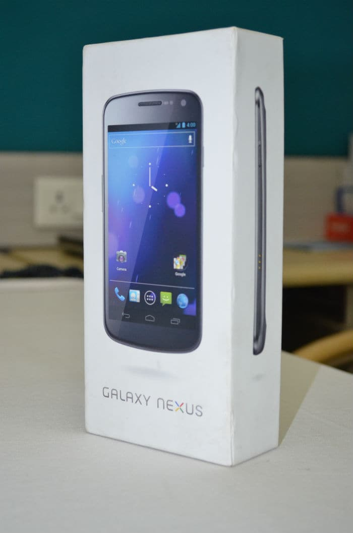 samsung galaxy nexus instruction manual