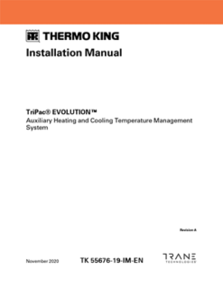 thermo king tripac manual pdf