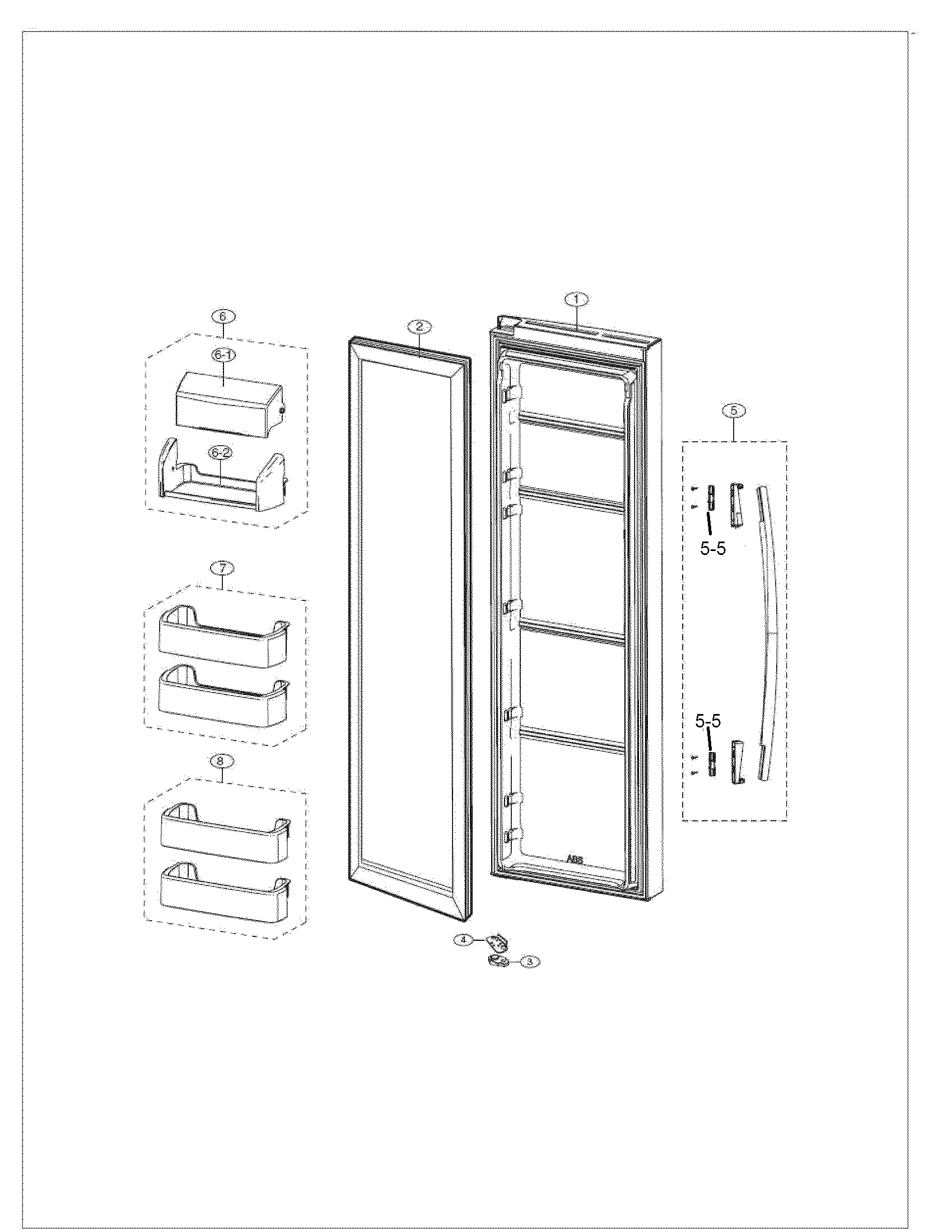 samsung refrigerator model rs261mdrs manual
