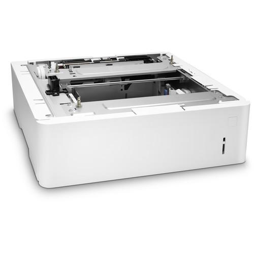 hp laserjet 550-sheet feeder tray manual