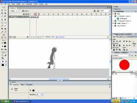 macromedia flash manual download free