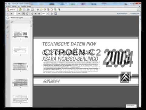 citroen c2 service manual download