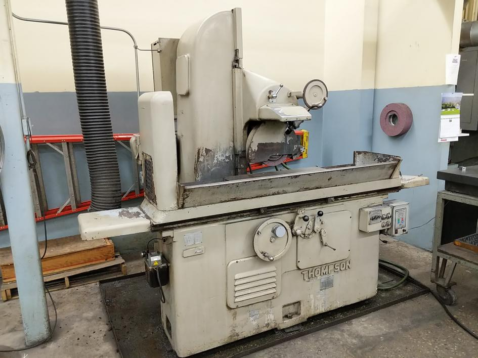 thompson surface grinder model b manual