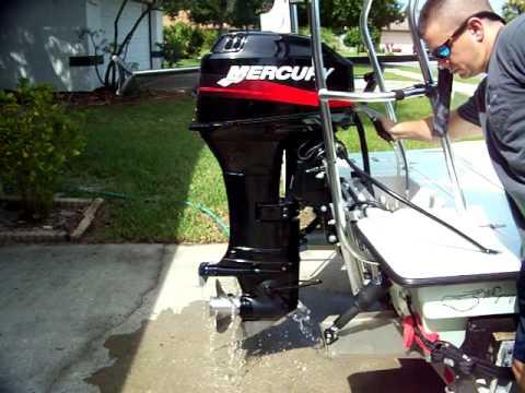 mercury 30 hp 4 stroke manual