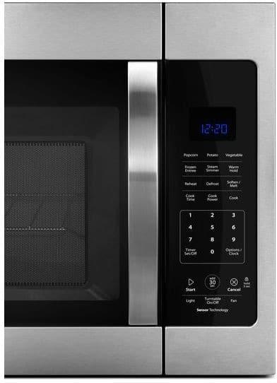whirlpool microwave model wmh32519fs manual