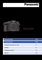 panasonic lumix g7 manual download