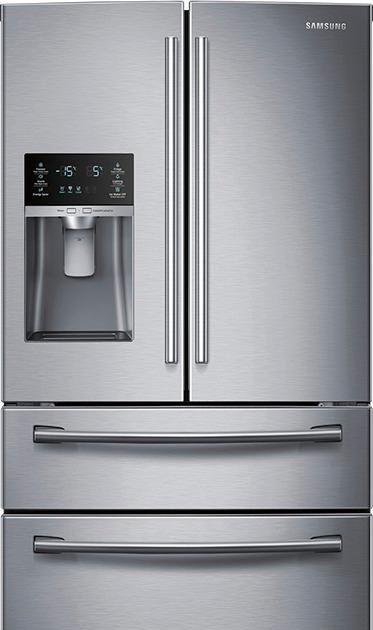 samsung fridge model rf28hmedbsr manual
