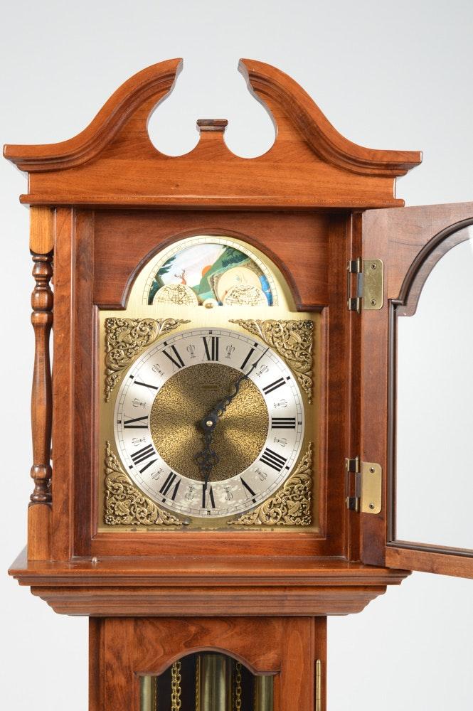 emperor clock model 100m manual