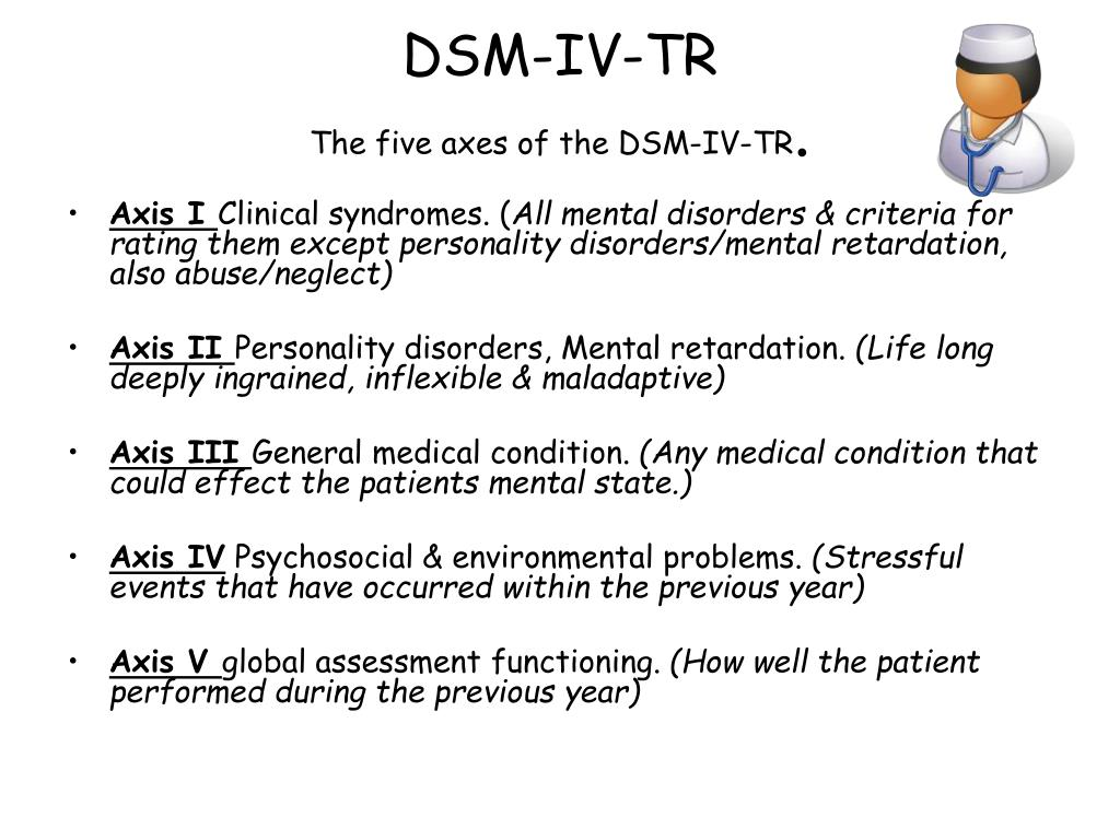 dsm iv tr manual free download