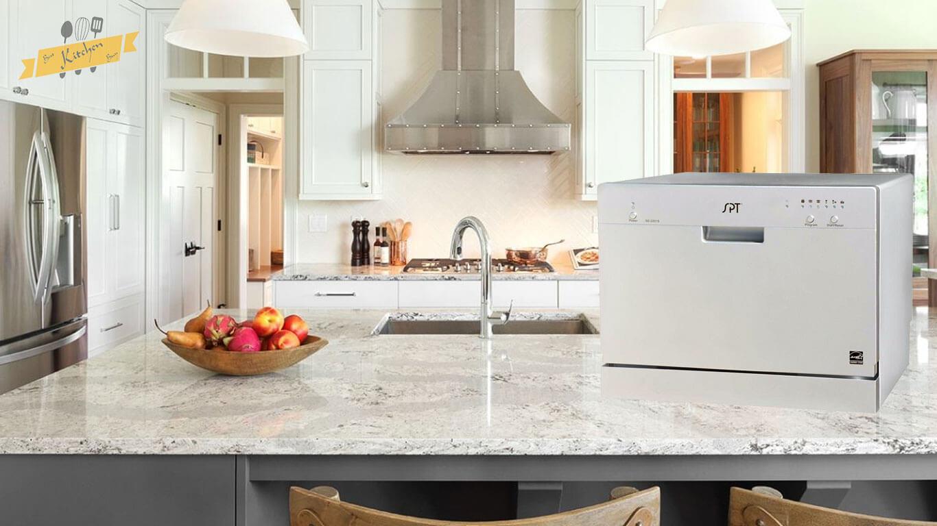 spt countertop dishwasher model sd-2201s manual