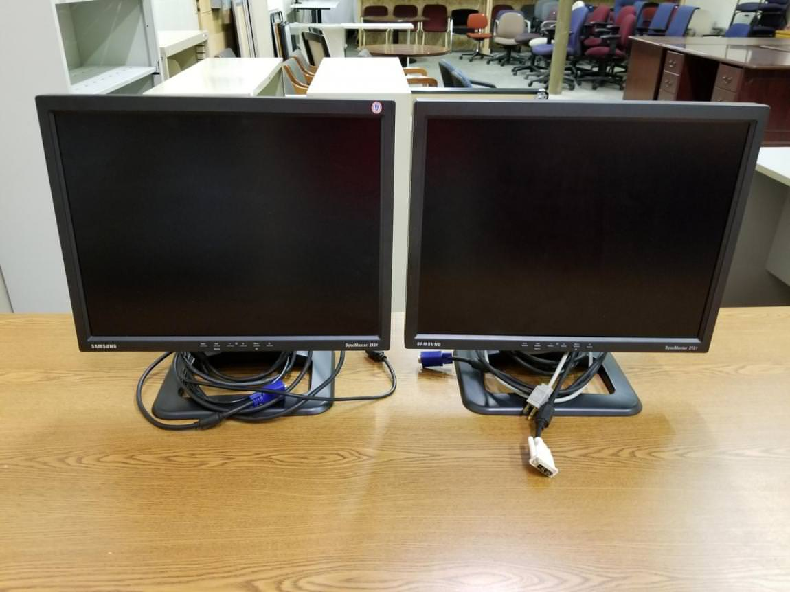 samsung syncmaster 213t monitor manual