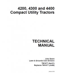 john deere s1400 manual pdf