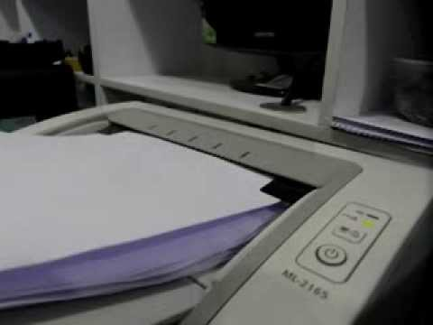 samsung printer ml 2165 manual