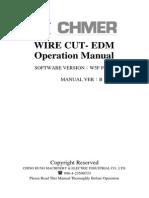 sodick wire edm manual pdf