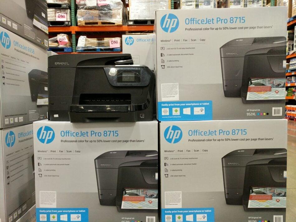 hp officejet 8715 printer manual