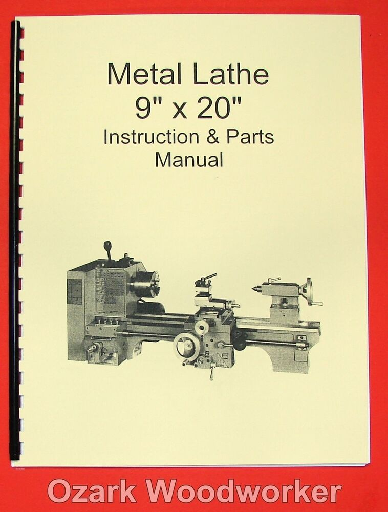 clausing colchester 17 lathe manual pdf