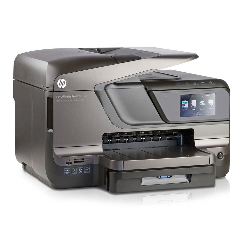 hp officejet pro 8600 plus cm750a manual