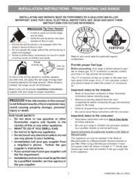 frigidaire model no ffhs2611lb7 manual
