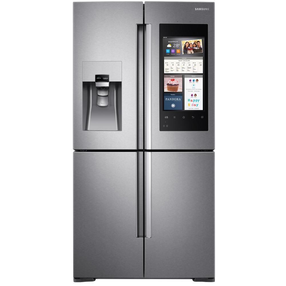 samsung 4 door fridge manual