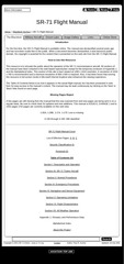 sr 71 flight manual pdf