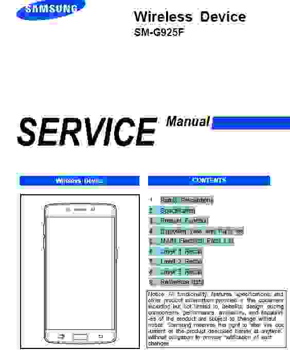 samsung galaxy s6 edge operating manual