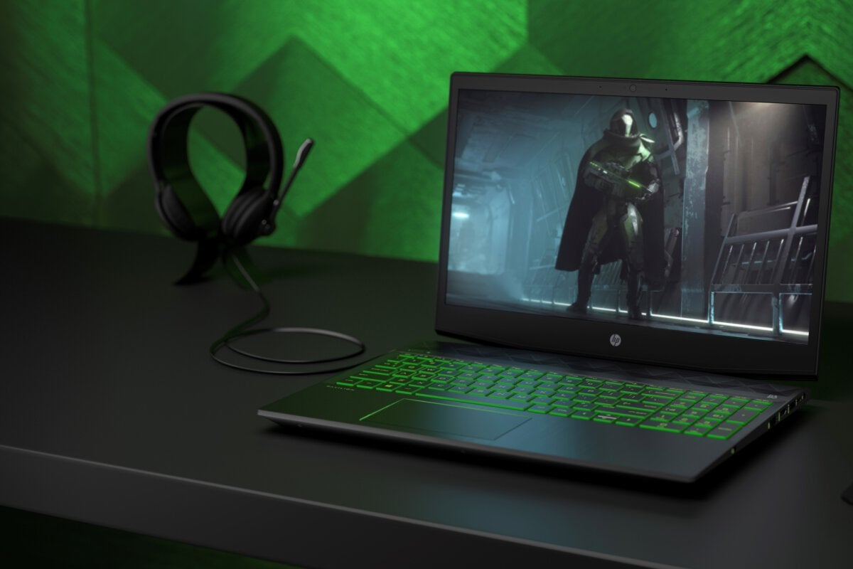manually boost fans in hp computer