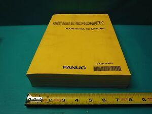 fanuc series 30i model b maintenance manual