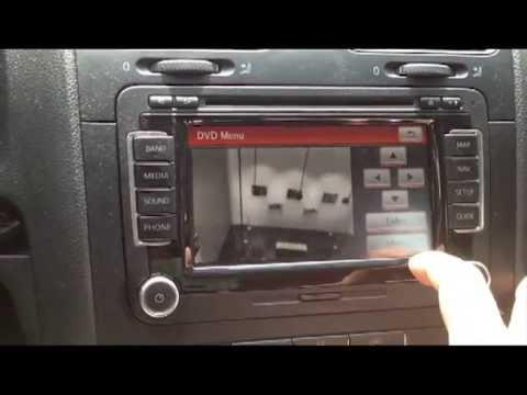vw rns 510 user manual download