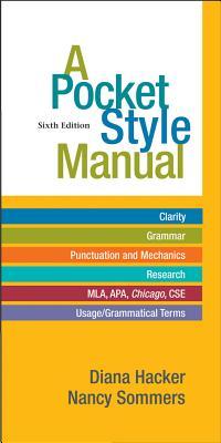 diana hacker a pocket style manual 6th edition pdf