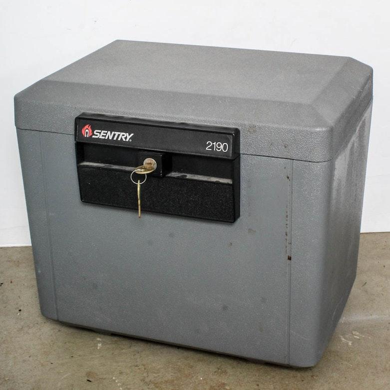 sentry safe model e5251-t4 manual