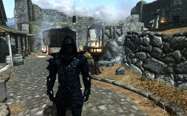 how to install manual download mods into skyrim