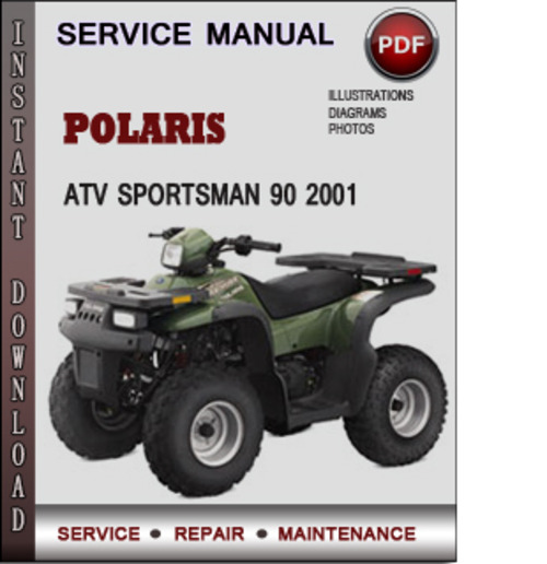 2001 polaris sportsman 90 owners manual download