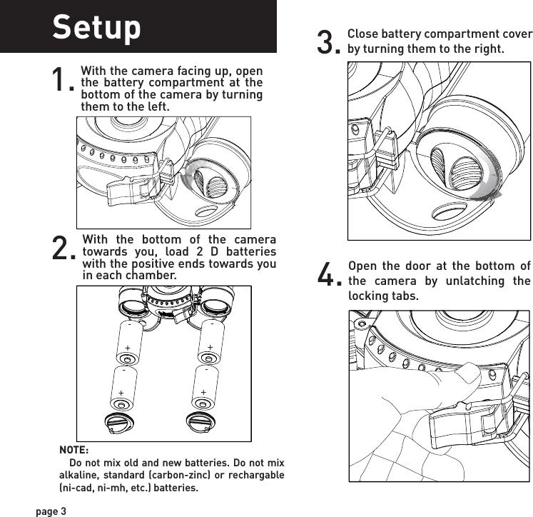 wgi innovations camera model k8i2t manual