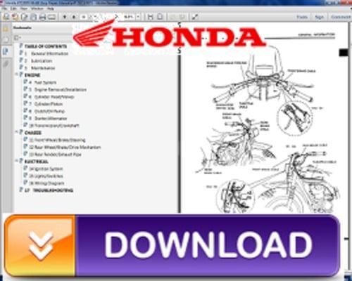 service repair manual free download
