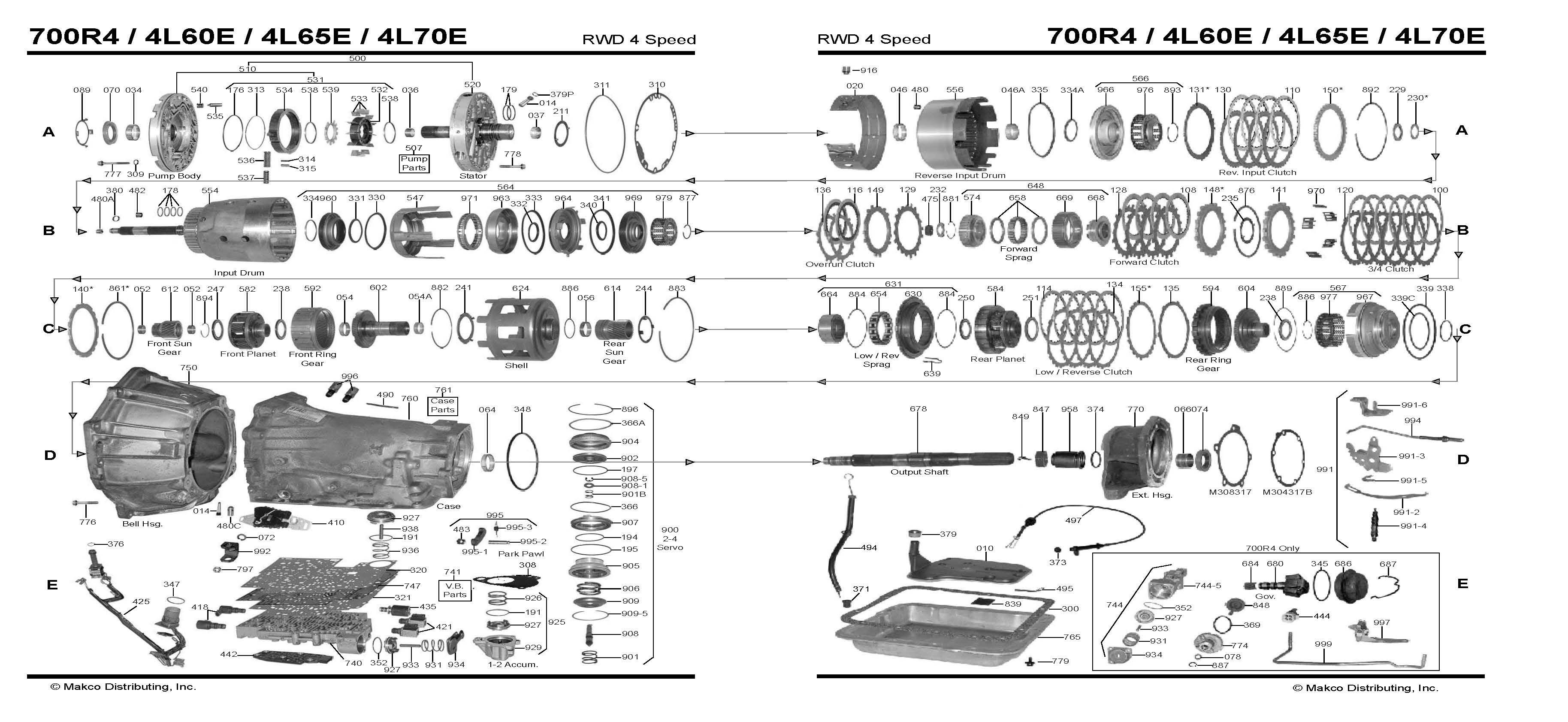4l60e transmission rebuild manual pdf