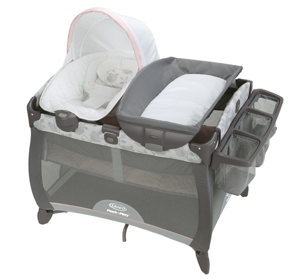 instruction manual for graco playard model 9852cle