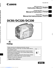 canon xl1 instruction manual download