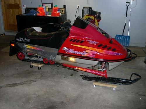 2001 ski doo 380f manual free download