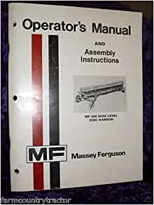 massey ferguson 360 service manual download